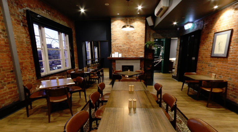 function of dining room | National Hotel Geelong - Function Room Dining Room